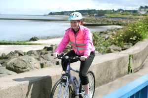 Travelwise NI and the Public Health Agency have joined up to encourage people to get outdoors and get active for European Mobility Week which is an annual campaign run by cities and local authorities across Europe to promote sustainable urban travel.  The international theme for 2014 is 'Our Streets, Our Choice'.