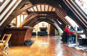 Property Guardian in former Pub - Belgium