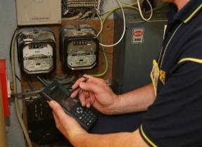 NIE suspends meter reading in Creggan