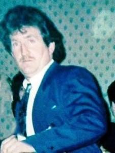 Murder victim Patrick Devine