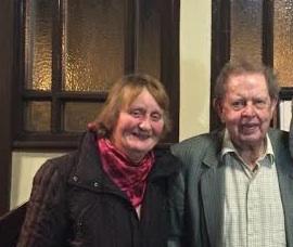 Kathleen and Jimmy Cuddity