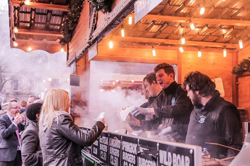 The Christmas Market is celebrating ten years in Belfast