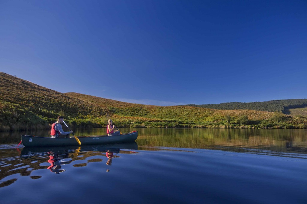 GET OUTDOORS....and go canoeing on the Blackwater Trail
