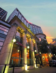 IN THE HEART OF THE CITY...The wonderful 4 star Europa Hotel
