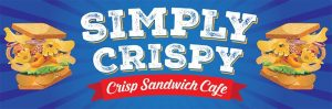Crisp sandwich shop