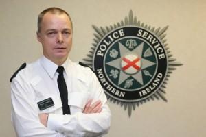 PSNI Terrorist Investigation Unit boss Det Supt Kevin Geddes