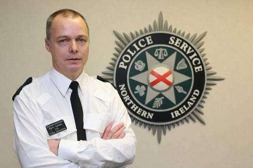 Det Supt Kevin Geddes appealing for information over suspicious death