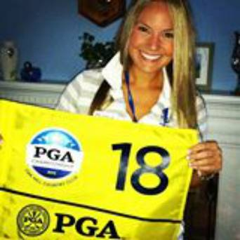 Rory McIlory's new squeeze Erica Stoll helped him ring in 2015
