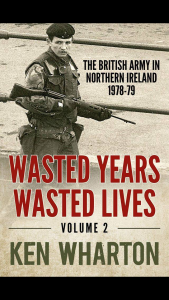 The front cover of Ken Wharton's current book
