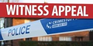 PSNI witness appeal