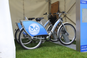 Bike hire scheme