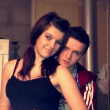 Missing teenagers Brittany and Dale who have gone missing