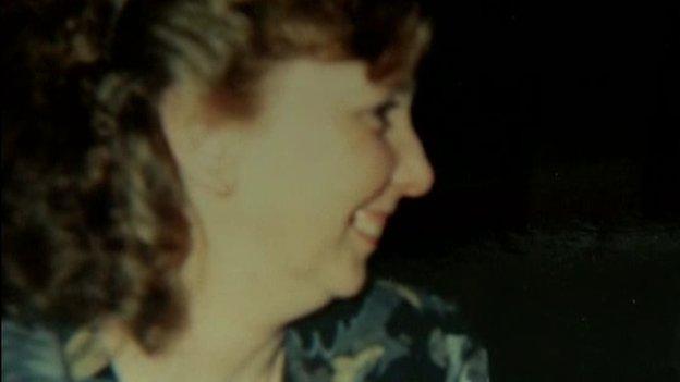 Pauline Carmichael, 61, who was murdered following a 'drunken row'