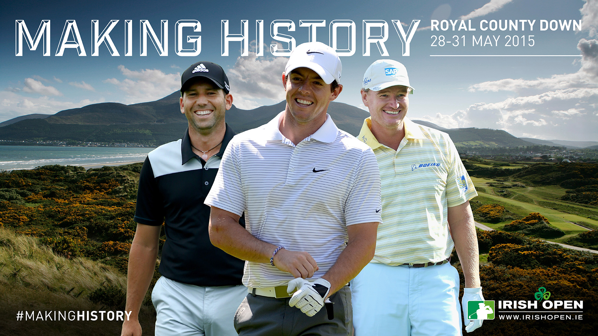 Sergio Rory Ernie - Making History