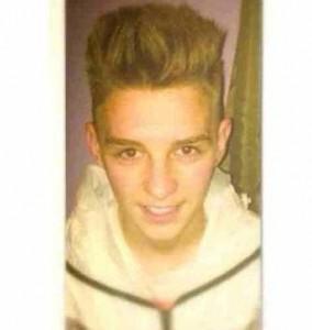 Missing teenager Declan Dobbin