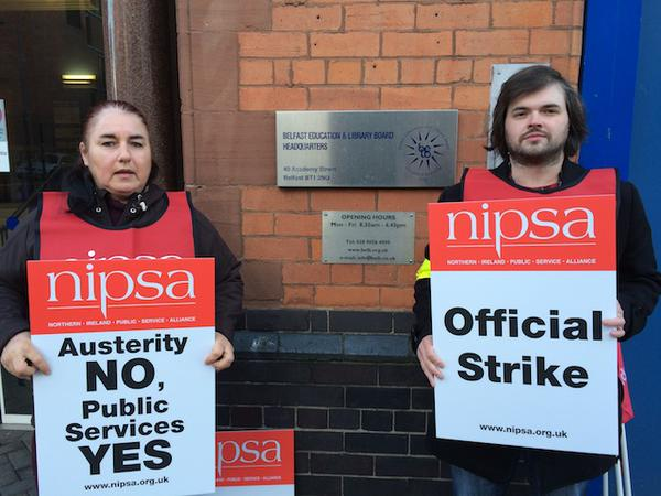 NIPSA Strike