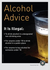 St Paddy's Day alcohol advice