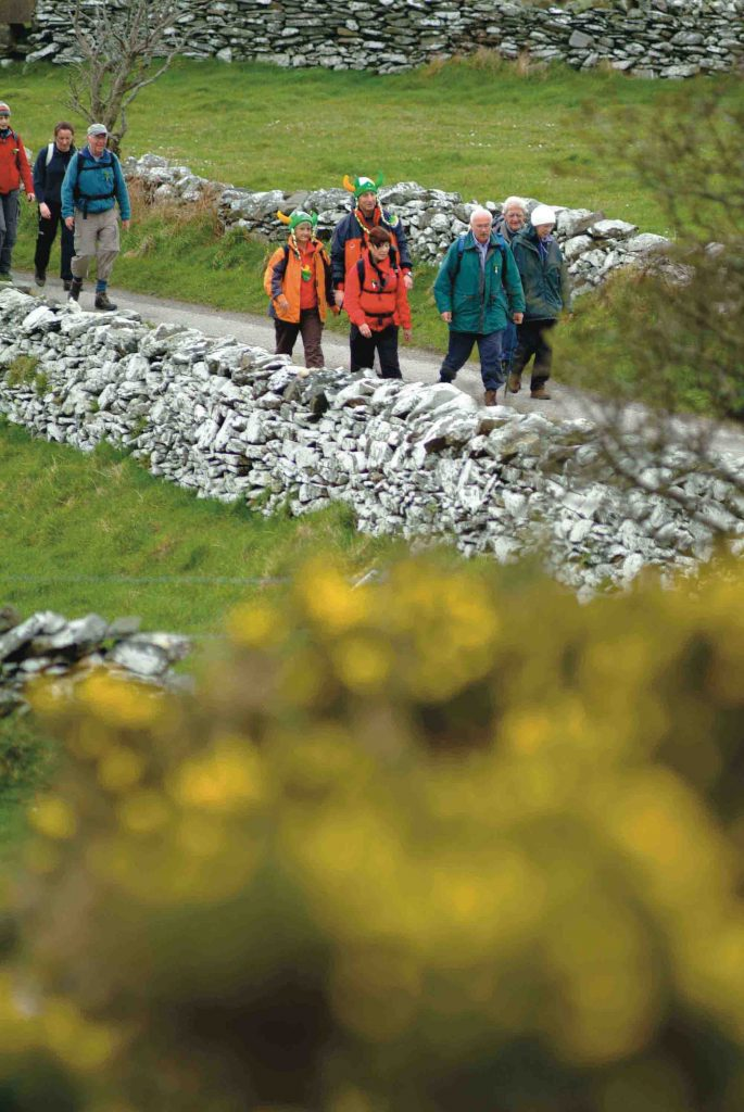 Join the annual walk through St Patrick‰Ûªs country. Organised jointly by Down District Council and the Lecale Ramblers, the route includes a mixture of quiet country roads and green lanes. The event is free and a wee dram of whiskey (or tea/coffee) is provided at a secret location along the route!