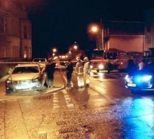 Derry bomb alert April 28