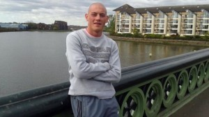 Murder victim Kyle Neil who was stabbed to death with a knife on Sunday by friend Wesley Vance