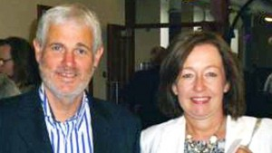 Presbyterian missionary workers Stephen and Laura Coulter are safe and well in Nepal