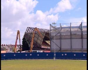 Windsor Park demolition