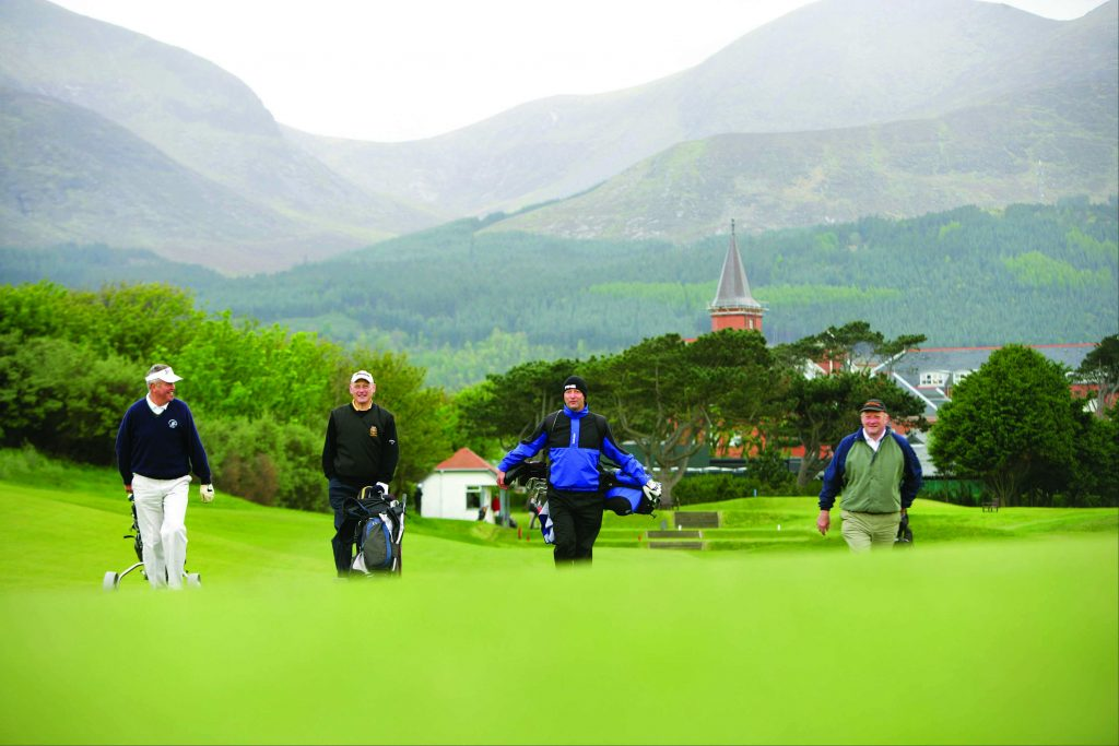 Royal County Down golf course to host celebrity PRO-AM tournament this month
