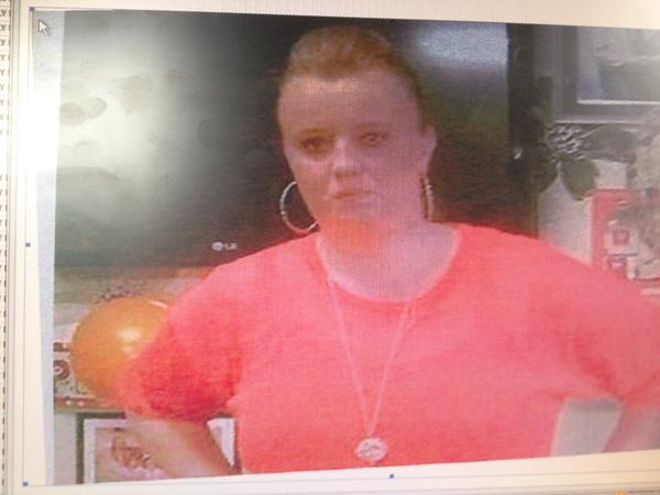 Missing 21-year-old Bernadette McDonald