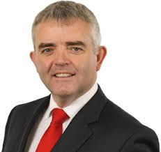 Former DUP Enterprise Minister Jonathan Bel suspended by the partyl