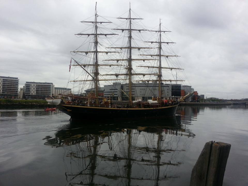 1st Tall Ship