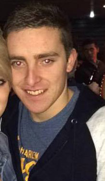 Aaron McDonald, one of the victims of the early morning fatal accident near Derry.