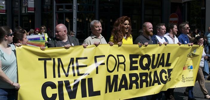 Marriage rally belfast