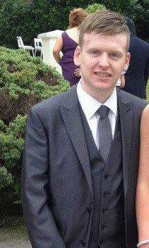 Tragic Michael McDonagh who was killed in this morning's horror road smash