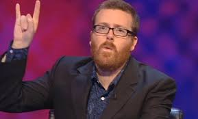 Offensive comedian Frankie Boyle playing at Feile an Phobail