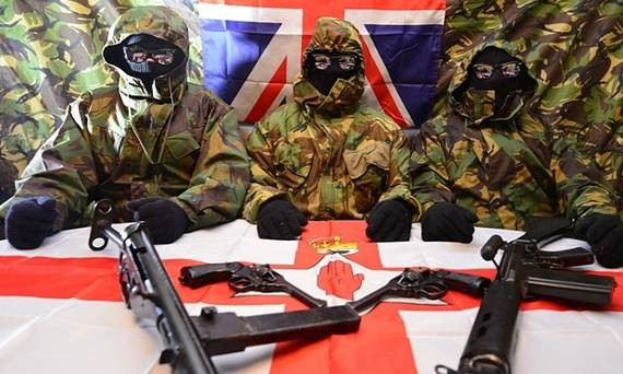 Shadowy armed loyalist group issues death threats against PSNI officers