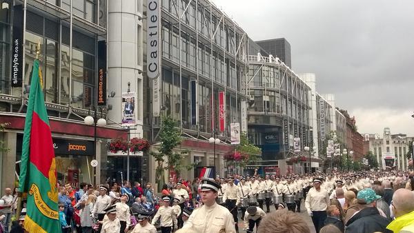 Orange Parade july 12 2015
