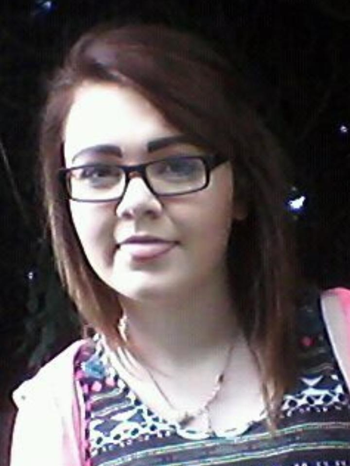 Missing teenager Shannon Wiltshire
