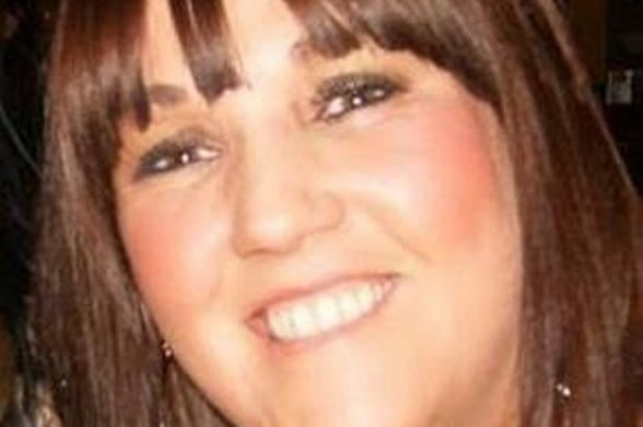 Jennifer Dornan who was stabbed to death in her home before her house was set on fire