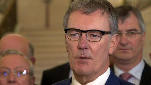 UUP Mike Nesbitt says his party will go into Opposition against Sinn Fein and DUP