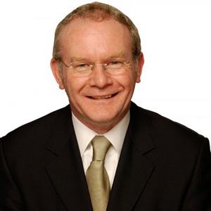 Martin McGuinness MLA