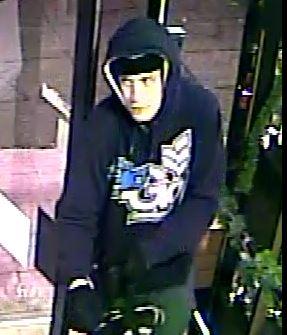 North Belfast robbery 1