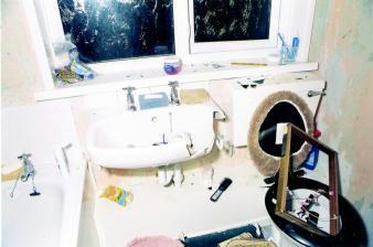 david clarke vandalised_bathroom_1