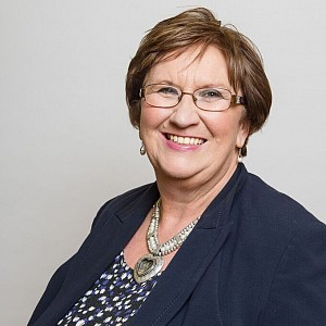 SDLP Policing Board member Dolores Kelly