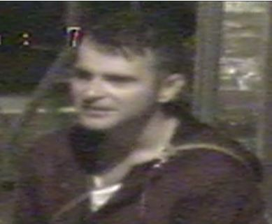 Do you know this man? Detectives want to speak to him about an attempted robbery in Belfast