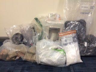 Portadown cocaine haul