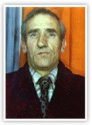 PSNI picture of missing man Hugh Toner from 1994