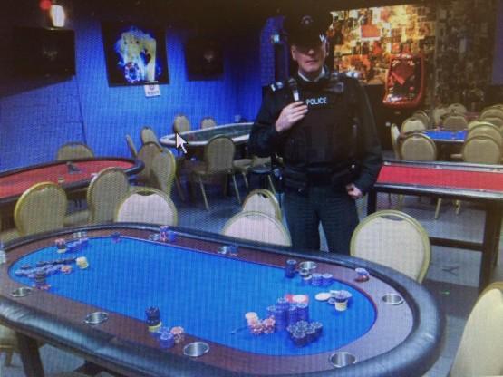 South Belfast gambling den