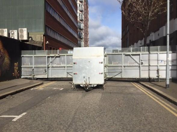 Belfast security operation 6