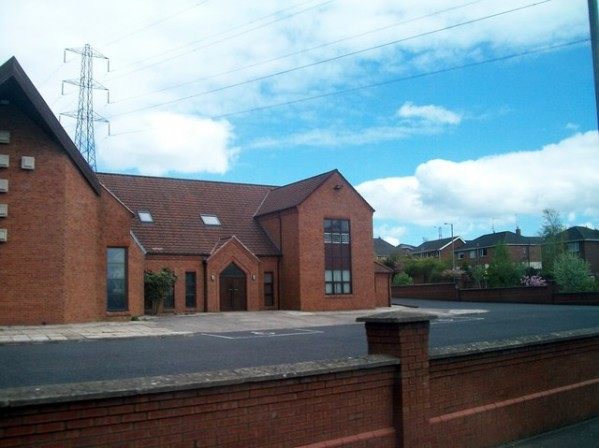 Cairnshill Methodist Church targeted overnight by arsonists