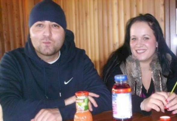 Ionut Ille (34) and Ancuta Schwarz (30) were detained three years ago as part of a joint investigation with Swedish police each were jailed today for two years